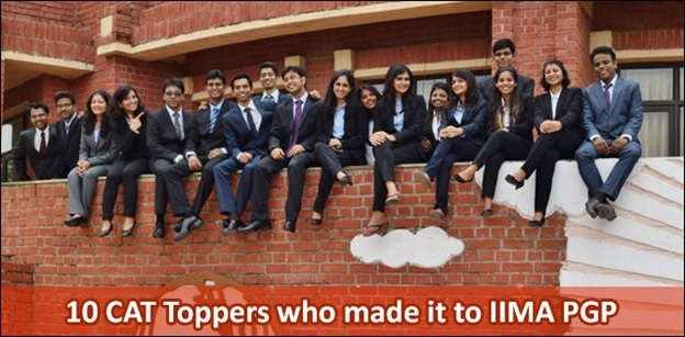10 CAT Toppers who made it to IIM-A PGP