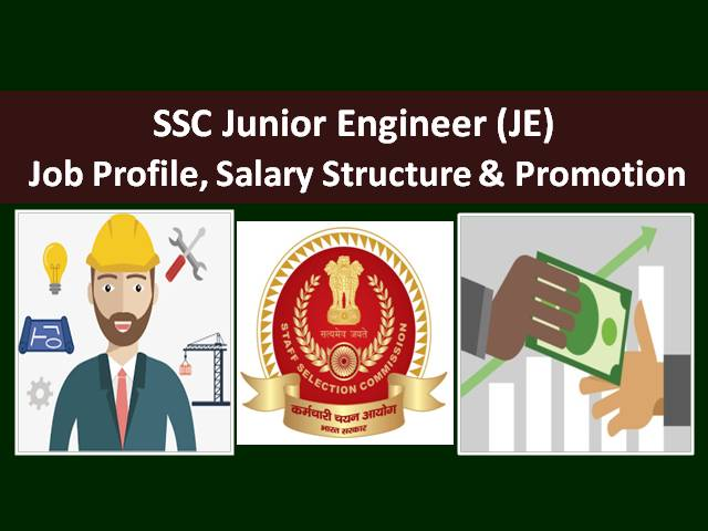SSC JE (Junior Engineer) 2020: Check Salary after 7th Pay Commission, Job Profile, 887 Vacancies & Promotion Policy