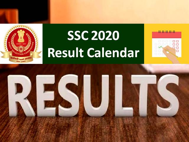SSC 2020 Result Calendar New: SSC MTS Paper-2 2019/ SSC CPO SI ASI 2019/ SSC Phase-7/ SSC JE 2019 Result Dates