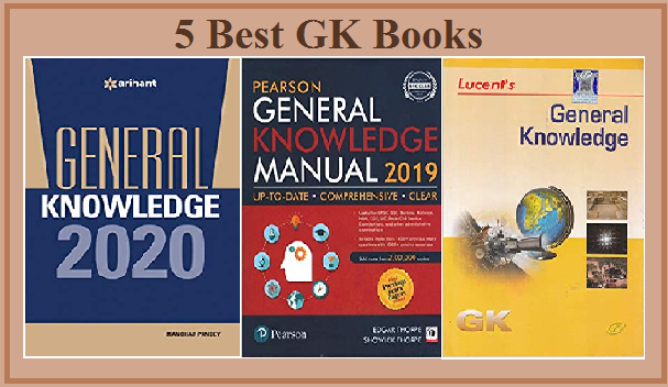 5 Best GK Books