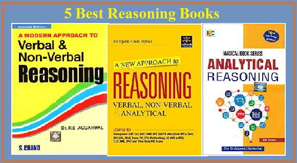 5 best Reasoning books