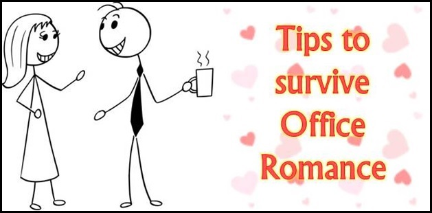 5 interesting tips to survive Office Romance
