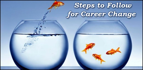 5 safe steps professionals should take for career change