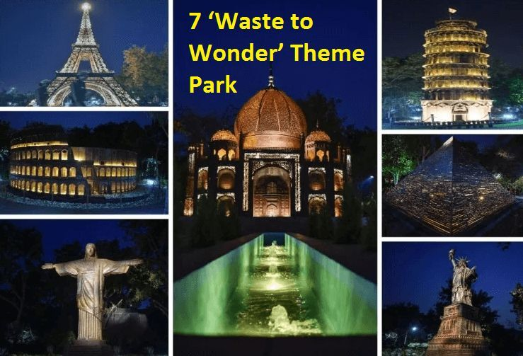 7 Waste To Wonder Theme Park Features And Amazing Facts