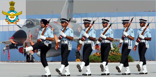 Indian Air Force Jobs March - April 2018