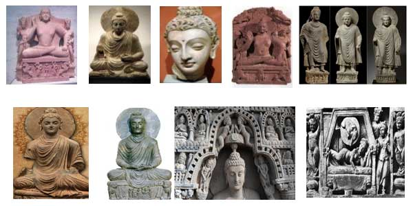 What Is The Difference Between Gandhara School And Mathura School Of Art