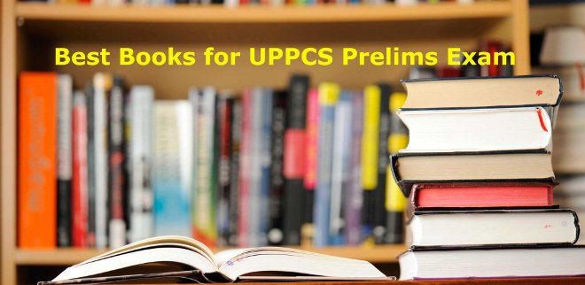 Best Books for UPPCS Prelims Exam 2018
