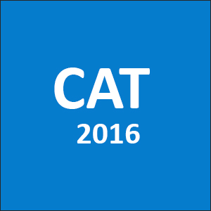 CAT Results 2016