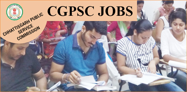 CGPSC Recruitment 2019 for 17 Lecturer Posts, Online