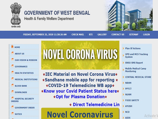 CMOH Hooghly Molecular Biologist and Lab Technician Posts 2020