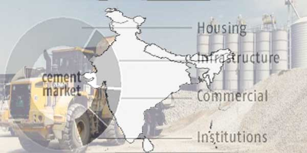 Geographical Distribution of Cement Industry in India HN