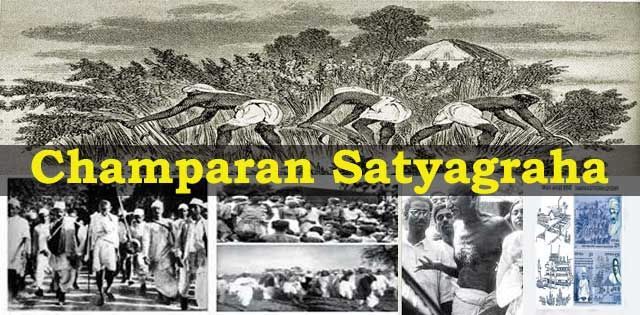 Champaran Satyagraha- India's First Civil Disobedience Movement