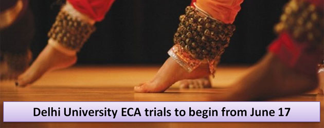 DU Admission 2017: ECA trials to begin from June 17