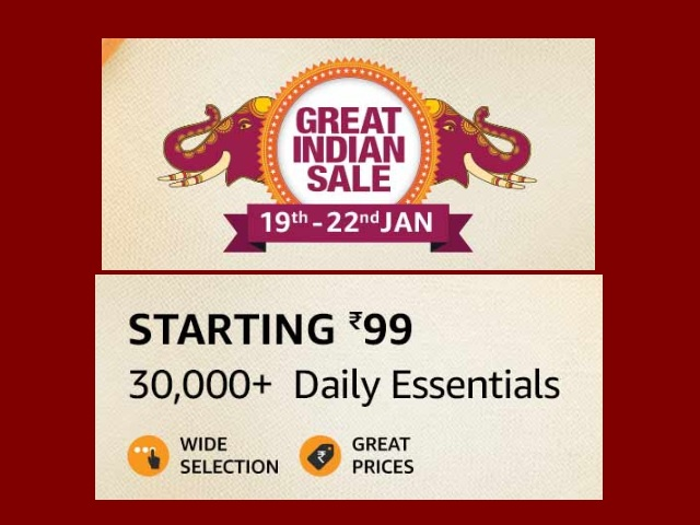 Amazon Great Indian Sale 2020 Buy Beauty Products Household