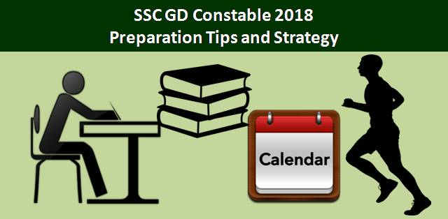 SSC GD Constable 2018 Exam: Preparation Tips and Strategy