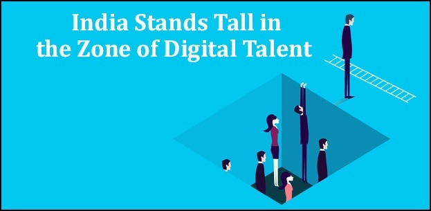 Global Survey Result: India ranks top in digital talent tally