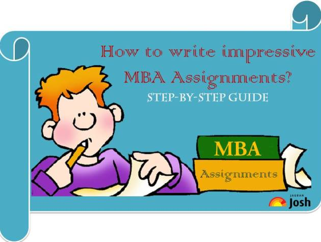 How_to_write_MBA_Assignments