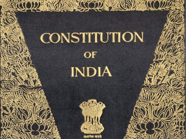 List of important articles of Indian constitution