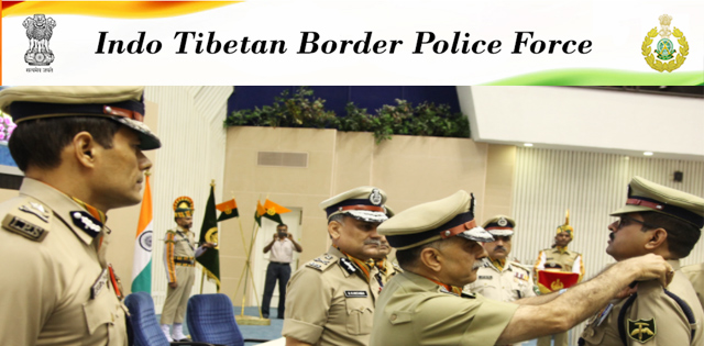 ITBP Constable & Inspector Posts