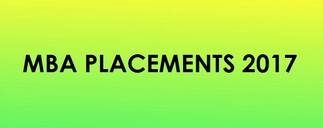 JBIMS 2017 PLACEMENT