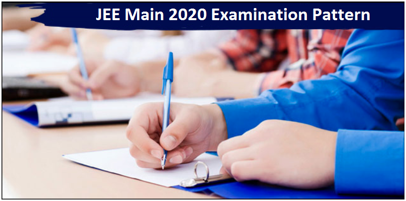 JEE Main 2020: Major changes introduced to exam pattern; Check details here