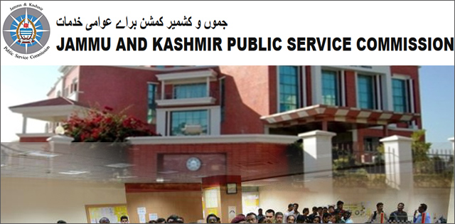 JKPSC Recruitment 2019
