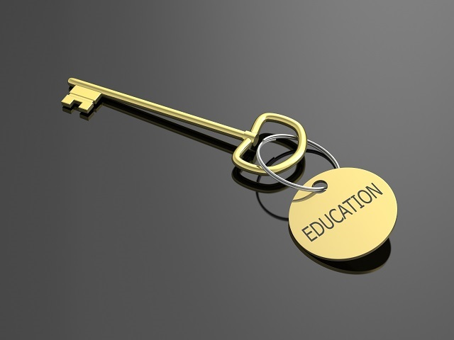 Education is the key to future success | UP Board