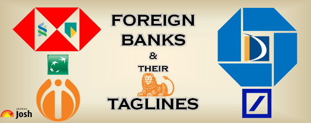 MBA Quiz: Guess the foreign bank from its tagline | College