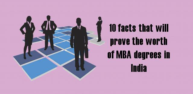10 MBA placement facts