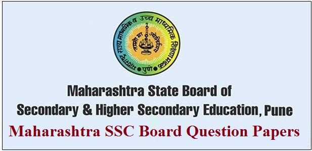 Maharashtra Board Class 10 Previous Year Question Papers