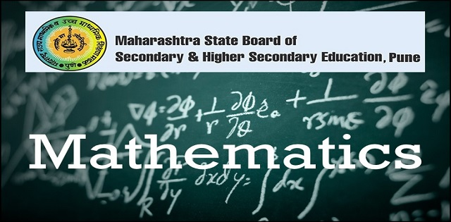 Maharashtra State Board HSC Mathematics Syllabus