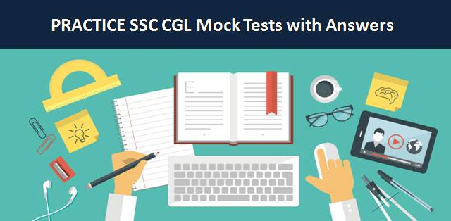 SSC CGL Online Free Test Series