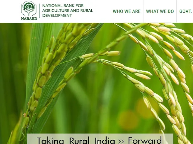 National Bank For Agriculture And Rural Development (NABARD) Bank Medical Officer (BMO) Posts 2019