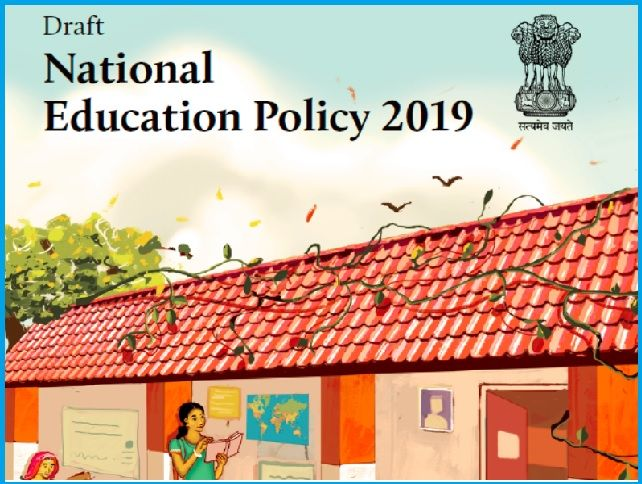 Draft National Education Policy 2019: Check Details, Updates ...
