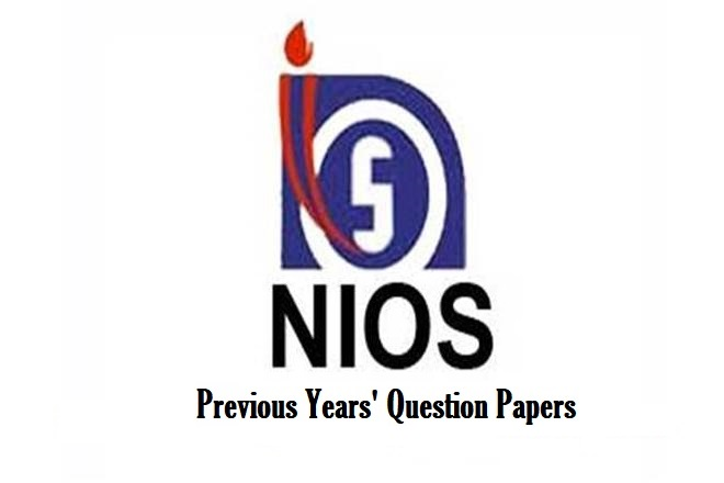 NIOS class 10 past years papers