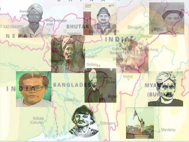 Freedom Fighters from the North East India HN