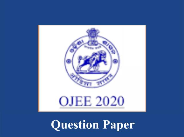 OJEE MBA Previous Year Question Papers