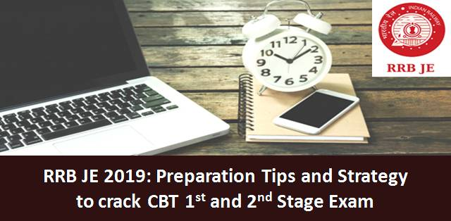 RRB JE 2019 CBT-2: Preparation Tips and Strategy