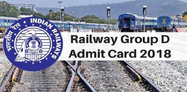 RRB Group D Recruitment 2018, Exam Dates, Exam Pattern, Syllabus
