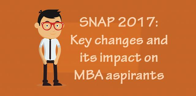SNAP EXAM KEY CHANGES