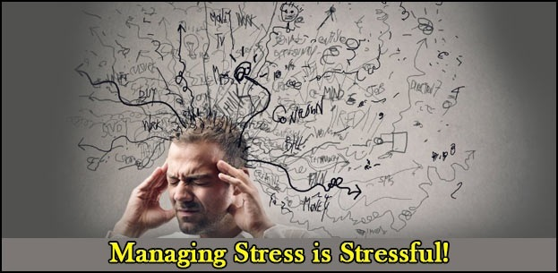 Stress management techniques that are myths