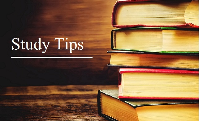 Study Tips for Exam Preparation