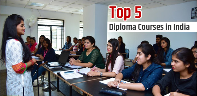 Top 5 Diploma Courses in India
