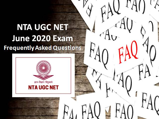 UGC NET 2020 Registration Date Extended till 31st May 2020: Check Frequently Asked Questions (FAQs)