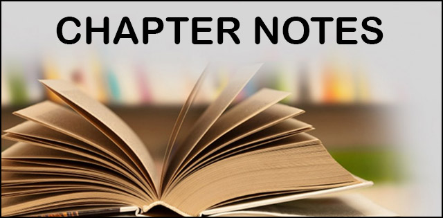 Chapter notes and Important Questions of Alternating Current