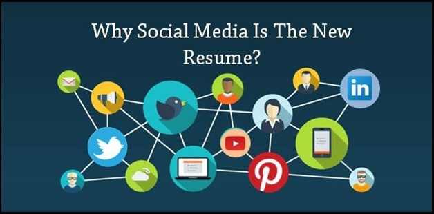 Why Social Media is the new resume?