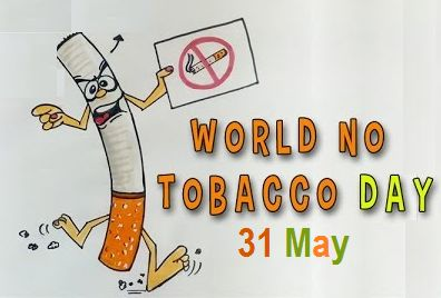 Image result for no tobacco day
