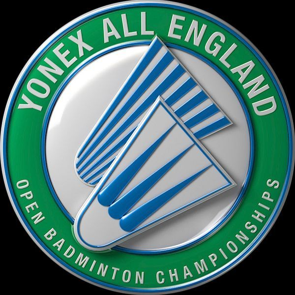 All England Badminton Logo