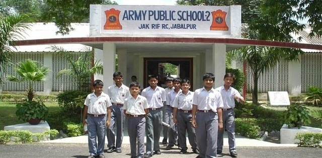 Army Public School admission process