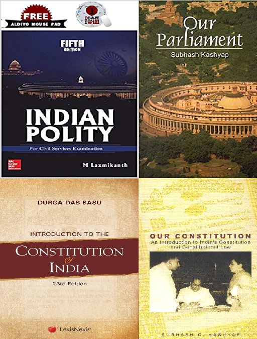 Best Books of Indian Polity